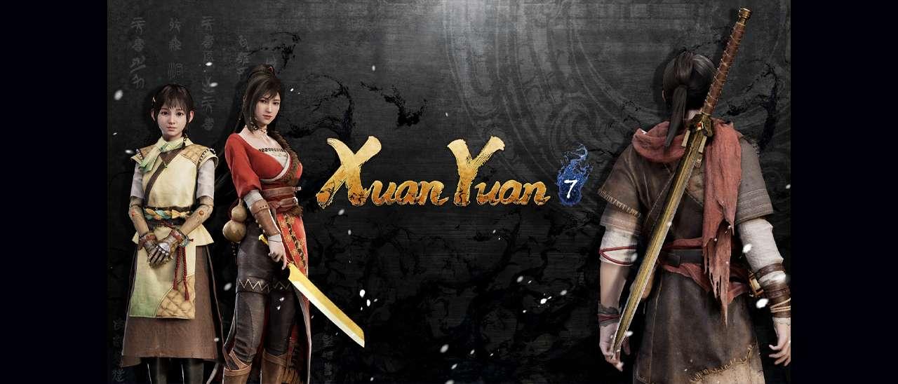 xuan yuan 7