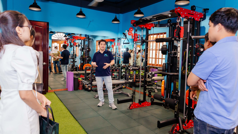 Phòng Home Gym