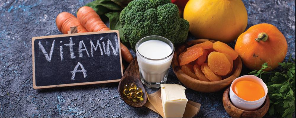 Vitamin A - Lựa chọn cần thiết trong điều trị mụn