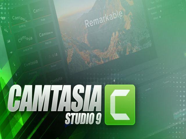 Tải Download Camtasia 9 Full Crack – Hướng dẫn cài đặt Camtasia 9